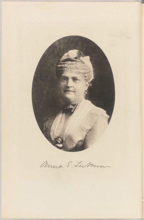 Anna Eliot Ticknor